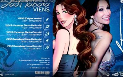 Viens – Il nuovo brano di Lady Tabata